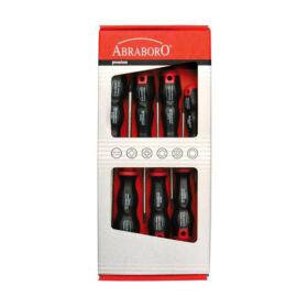 Csavarhúzó készlet T6 Abraboro 7 részes torx