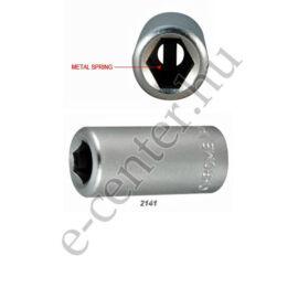 BIT adapter 1/4 négylapról hatlapra King Tony 2141
