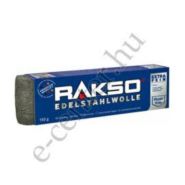 Acélgyapot csiszoló Rakso inox durva 150 g