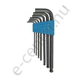Imbuszkulcs készlet 2,5-10mm gömvégű 56470
