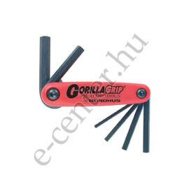 Imbuszkulcs készlet 1,5-6 Gorilla Bondhus 12592