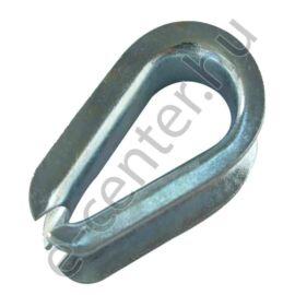 Kötélszív 8 mm DIN 6899-B