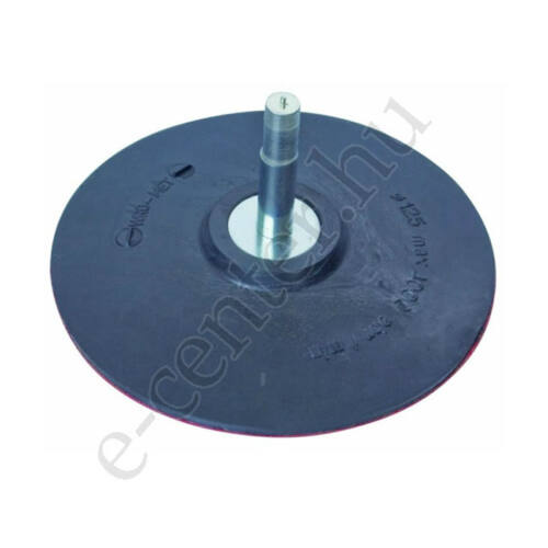 Tépőzáras csapos 125mm tányér 68605