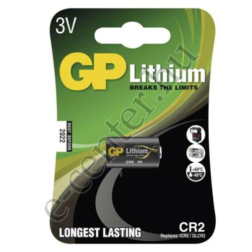 Elem GP CR2 Photo Lithium DLCR2 1CR2