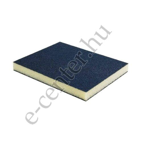 Csiszolószivacs puha 123X98X12 P150