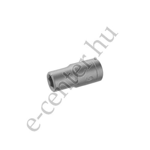 Dugókulcsfej 1/4 13x25mm Modeco 55013