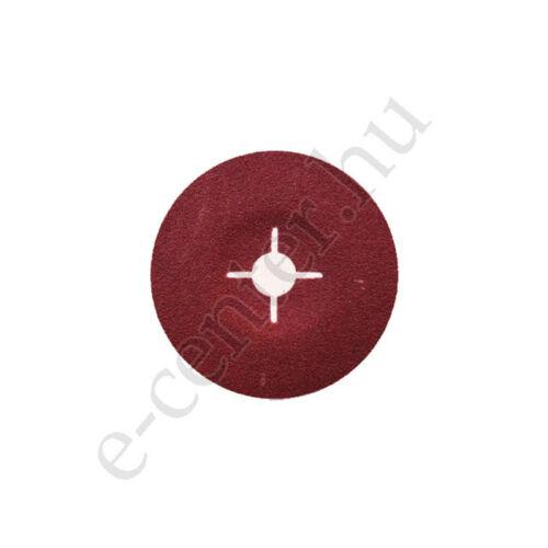 Fíbertárcsa kerámia szemcsés CER 125x22 P120