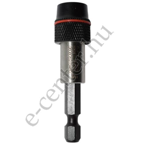 BIT adapter 1/4 60 mm TEMPO mágneses + gyorscsatlakozással Abraboro