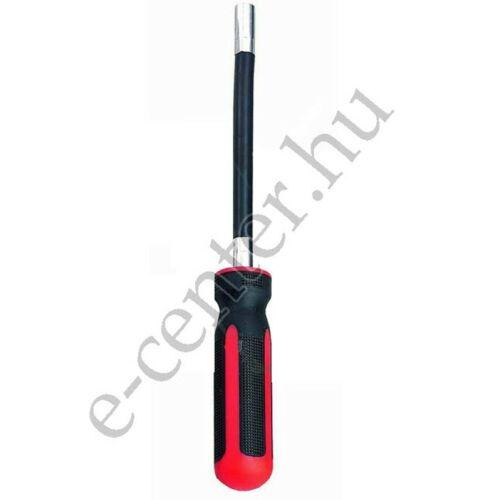 Csavarhúzó nyeles dugókulcs  8x150/265mm flexibilis