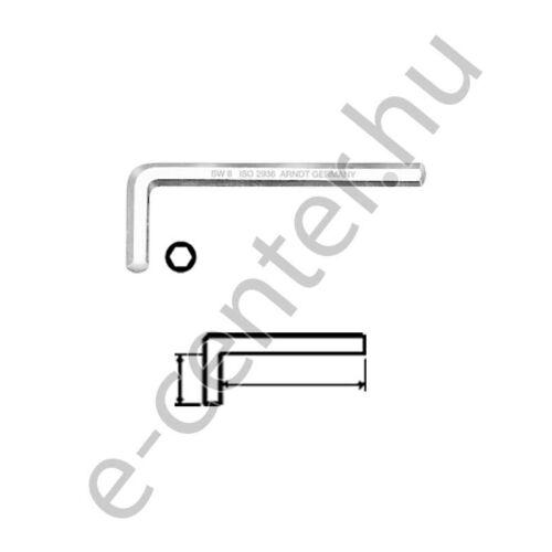 Imbuszkulcs 3 mm Arndt WS-C