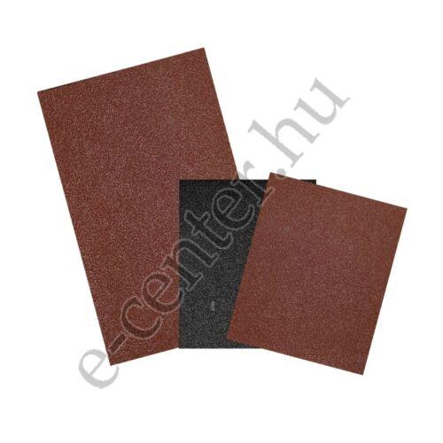 Vízálló csiszolópapír Latex A4 P600 Abraboro