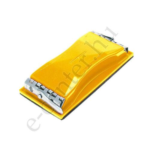 Csiszolótuskó 100X210mm Topex 08A110