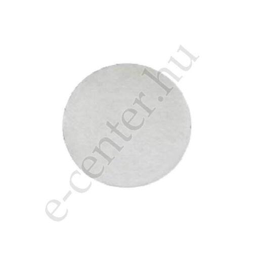 Tépőzáras polírozó filc 125mm 68620