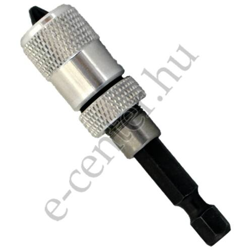 Bit adapter mágneses állítható mélység Abraboro gipszkartonhoz